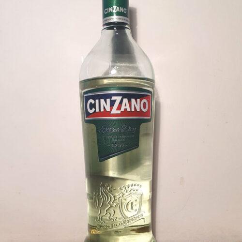 Cinzano Extra Dry Vermouth (18%)