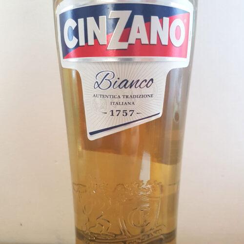 Cinzano Bianco Vermouth (15%)