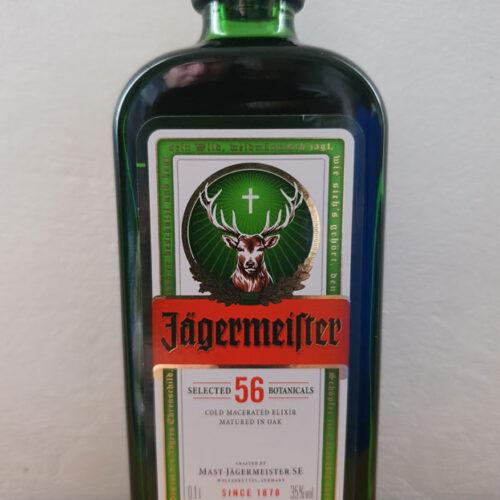 Jägermeister (35%)