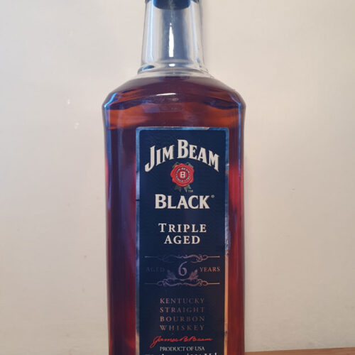 Jim Beam Black Triple Aged 6YO (43%)