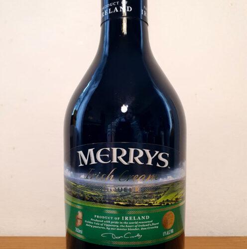 Merrys Original Irish Cream (17%)