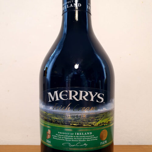 Merrys Original Irish Cream (17%)