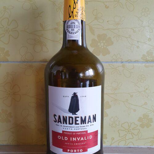 Sandeman Old Invalid Ruby (19.50%)