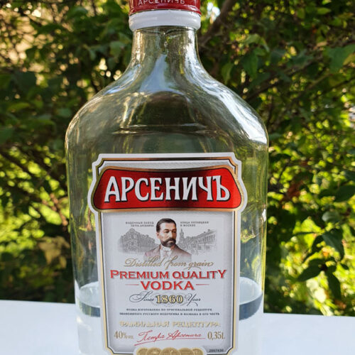 Arsenitch Vodka (40%)