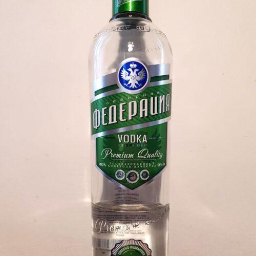 Severnaya Federatsiya Kedrovaya Vodka (40%)