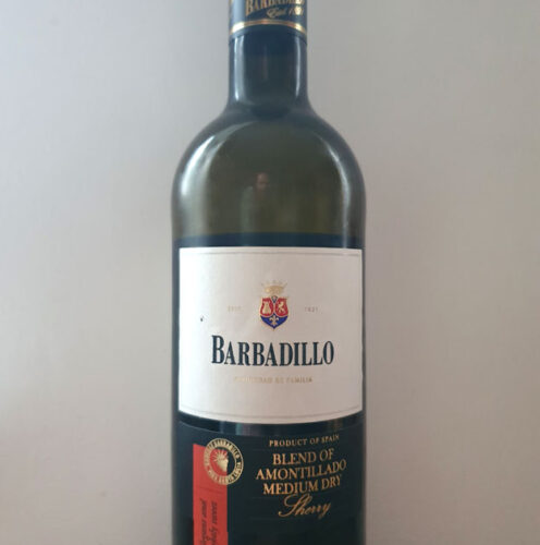 Barbadillo Blend of Amontillado Sherry (17.50%)
