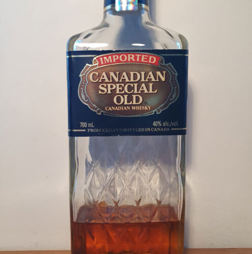 Canadian Special Old Whisky (40%)
