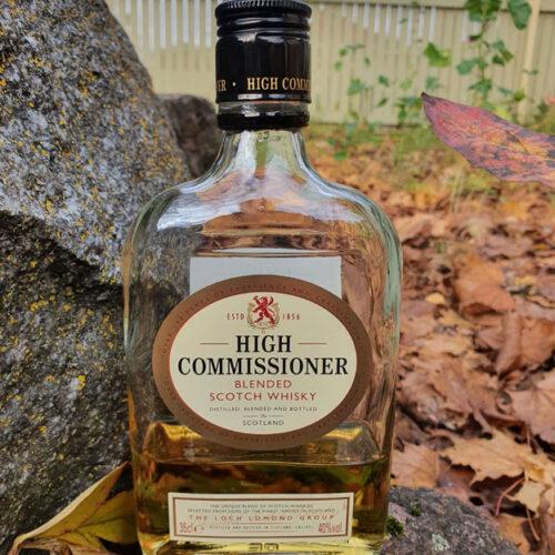 High Commissioner Blended Scotch Whisky (40%)