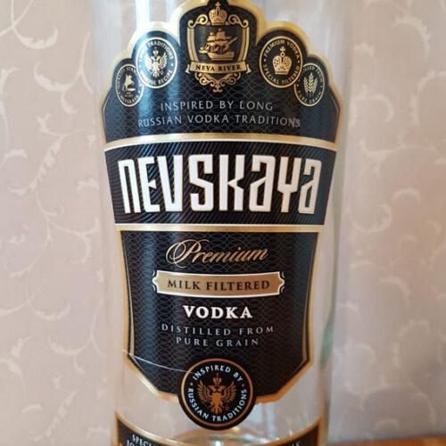 Nevskaya Premium Vodka (40%)