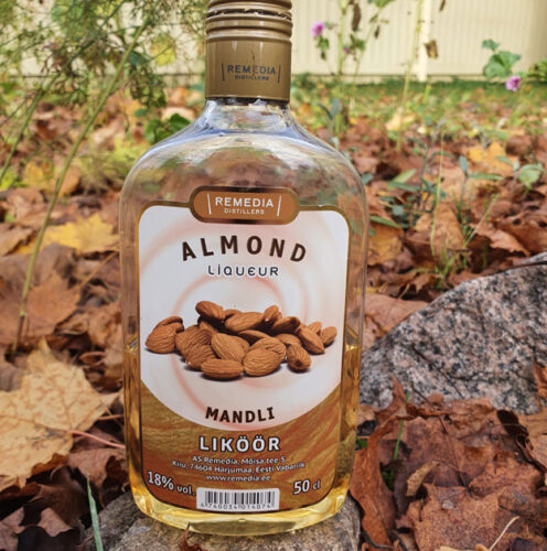 Remedia Almond Liqueur (18%)