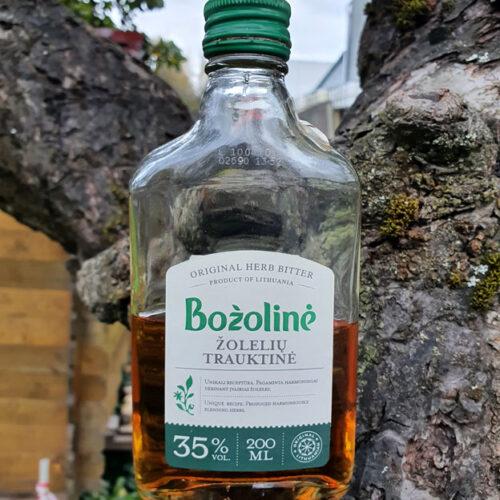 Božolinė Žolelių Trauktinė (Herb Bitter) (35%)