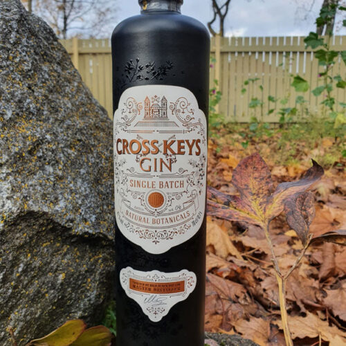 Cross Keys Gin (43%)