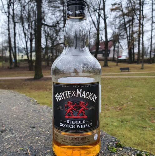 Whyte & Mackay Blended Scotch Whisky (40%)