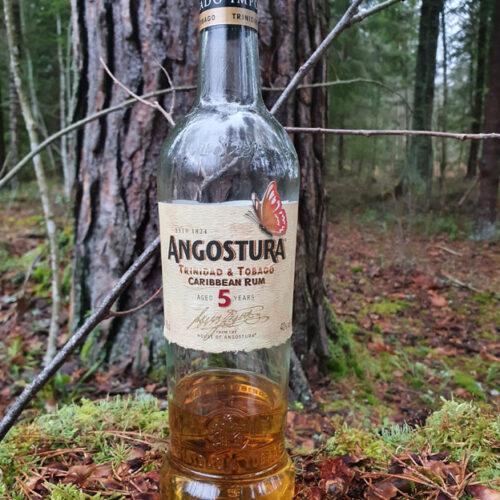 Angostura 5 YO Gold Rum (40%)