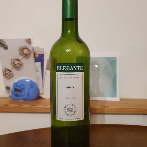 Gonzalez Byass Elegante Fino Sherry (15%)