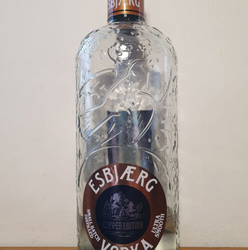 Esbjaerg Copper Edition Vodka (40%)