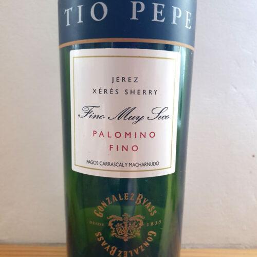 Tio Pepe Fino Sherry (15%)