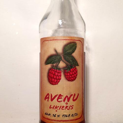 Altia Aveņu Raspberry Liqueur (16%)