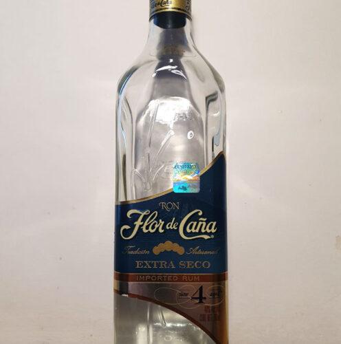 Flor De Cana 4 Extra Seco Rum (40%)