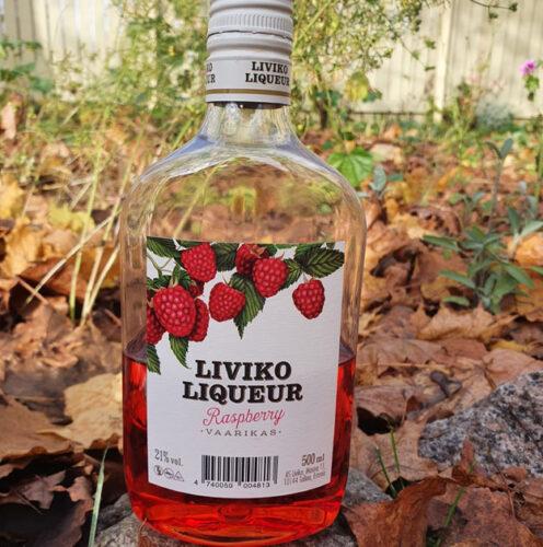 Liviko Raspberry Liqueur (21%)