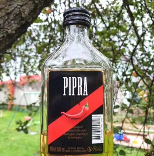 Liviko Pipra Naps (Pepper Schnapps) (35%)