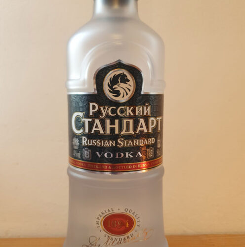 Russian Standard Original Vodka (40%)