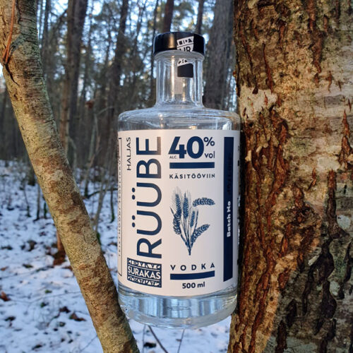 Surakas Rüübe Haljas Vodka (40%)