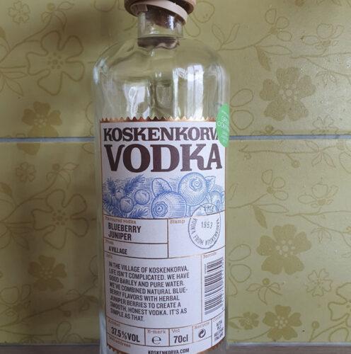 Koskenkorva Vodka Blueberry & Juniper (37.5%