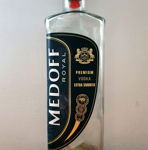 Medoff Royal Vodka 40%