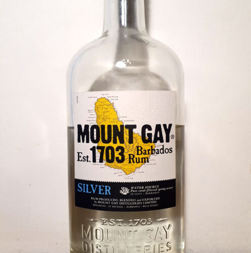 Mount Gay Silver Rum (40%)