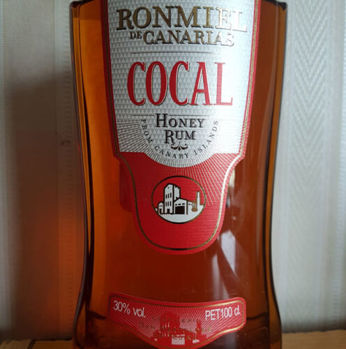 Ronmiel Cocal Honey Rum (30%)