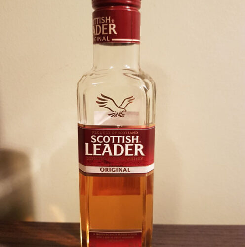 Scottish Leader Blended Scotch Whisky (40%)