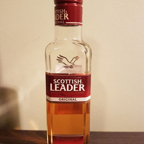 Scottish Leader Blended Scotch Whisky (40%)