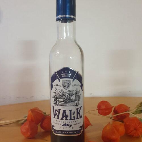Walk Blackcurrant Vodka (38%)