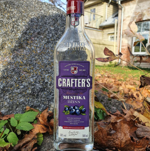 Liviko Crafter's Blueberry Gin (38%)