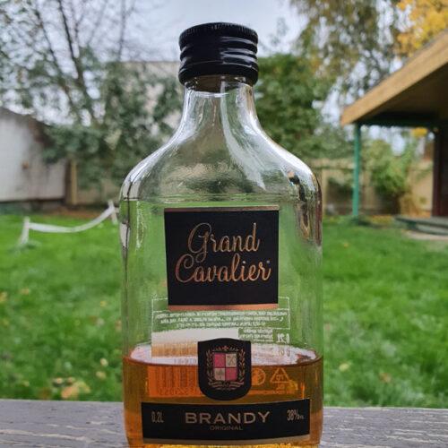 Grand Cavalier Brandy (38%)