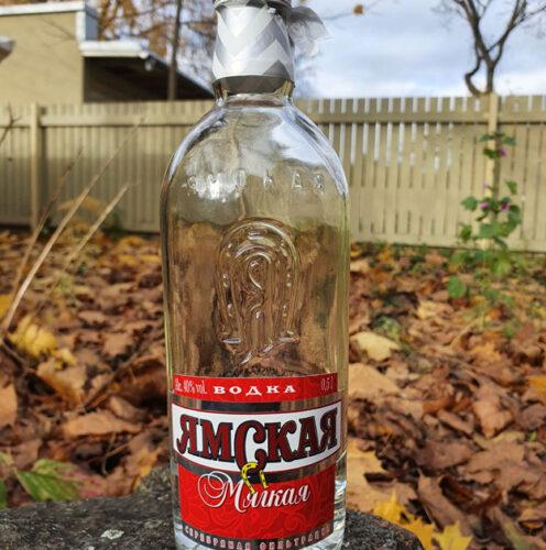 Jamskaja Mjagkaja Vodka (40%)
