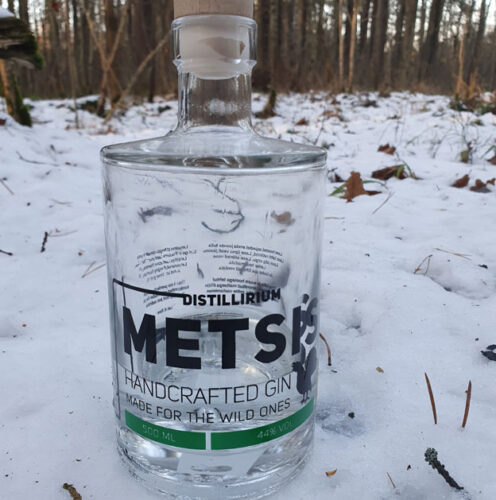 Metsis Handcrafted Gin (44%)