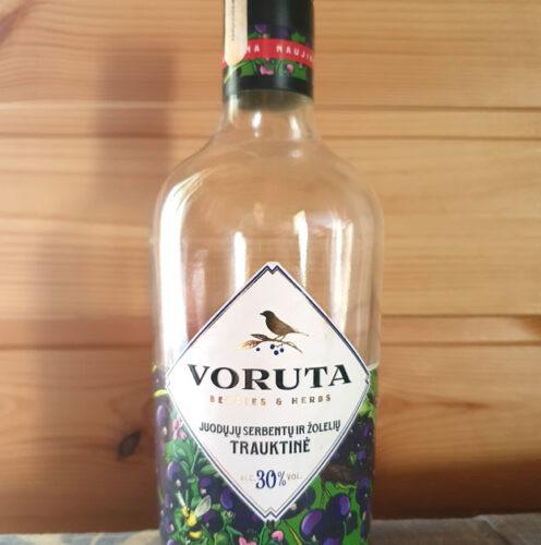 Voruta Blackcurrant Herbal Bitter (30%)