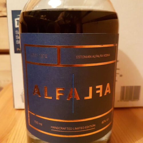 Koch Alfalfa Vodka (40%)
