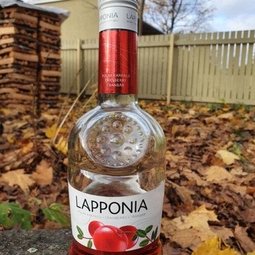 Lapponia Polar Cranberry Liqueur (21%)