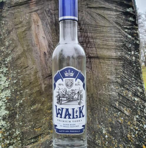 Walk Premium Vodka (40%)