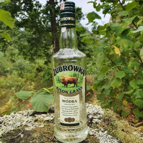 Zubrowka Bison Grass Vodka (37.50%)