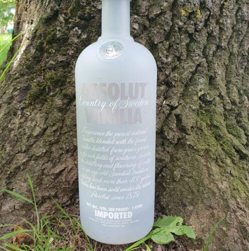 Absolut Vanilja Vodka (40%)