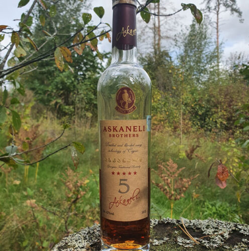 Askaneli 5YO Brandy (42%)