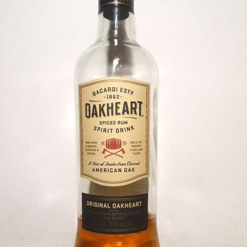 Bacardi Oakheart (35%)