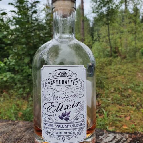 Koch Elixir Blackberry Liqueur (21%)