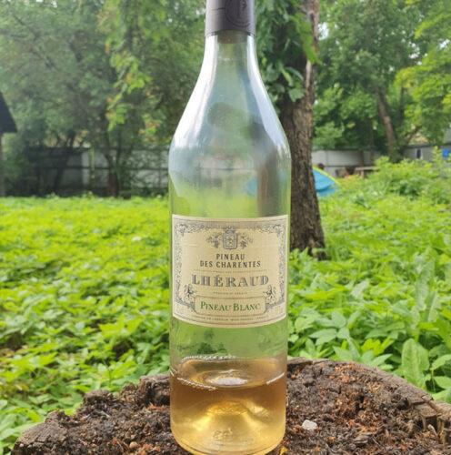 L'Heraud Pineau des Charentes (17%)