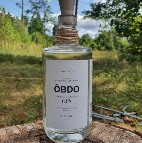 Obdo Gin (43.7%)