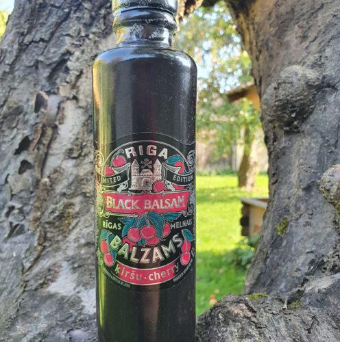 Riga Black Balsam Cherry (30%)